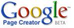google page creator logo