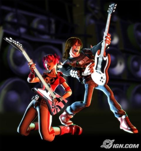 Guitar Hero 2 Track List Techcrunch