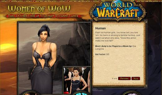 World of warcraft porn games