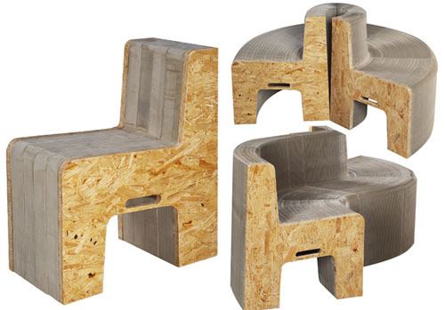foldable cardboard furniture. Remember The Slinky Chair? It Was Featured On Feb. 8th Episode Of Diggnation, Where Kevin Rose And Alex Albrecht Repeatedly Mentioned Hot Japanese Foldable Cardboard Furniture P