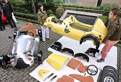 Build Your Own Car Kit >> Build Your Own Car If You Re Living In Japan Techcrunch