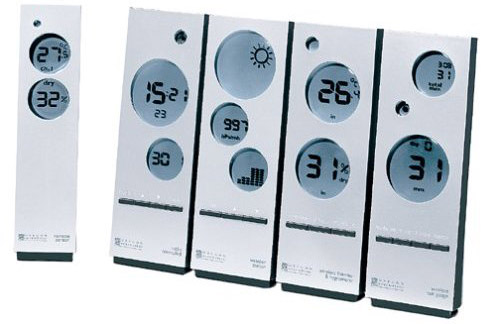 Oregon Scientific Four Piece Weather Module Station For Those Who
