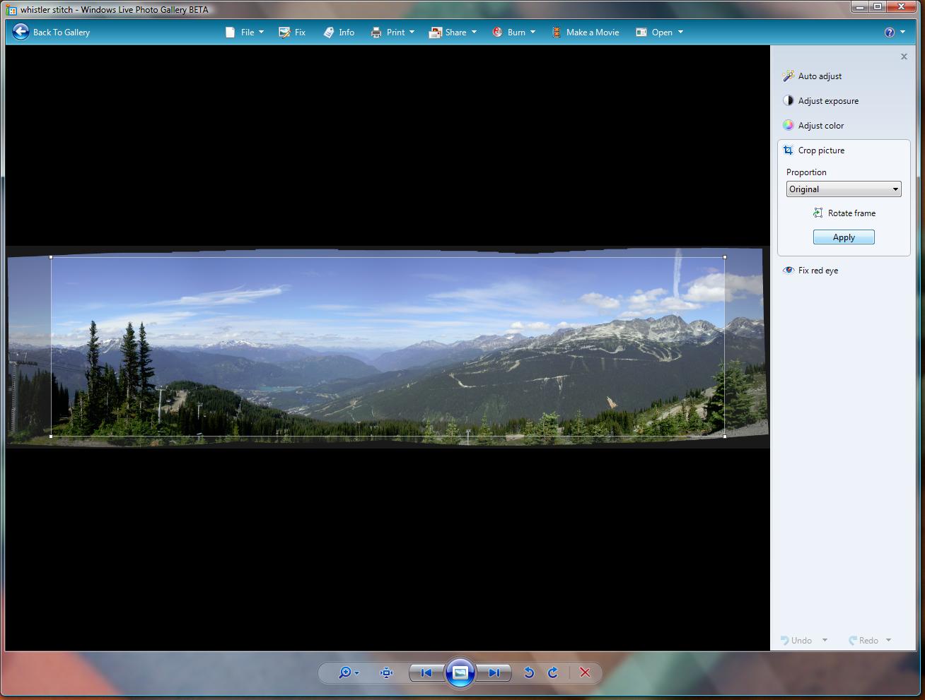 Microsoft Betas: Windows Live Photo Gallery