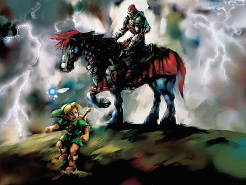 Zelda: Ocarina of Time Named