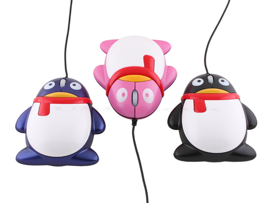 The Usb Penguin Mouse Makes You Hollaback Techcrunch
