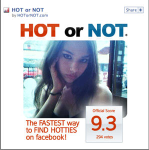 Sites like hot or not