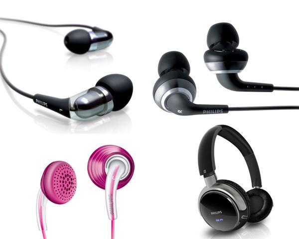 Philips debuts new headphones