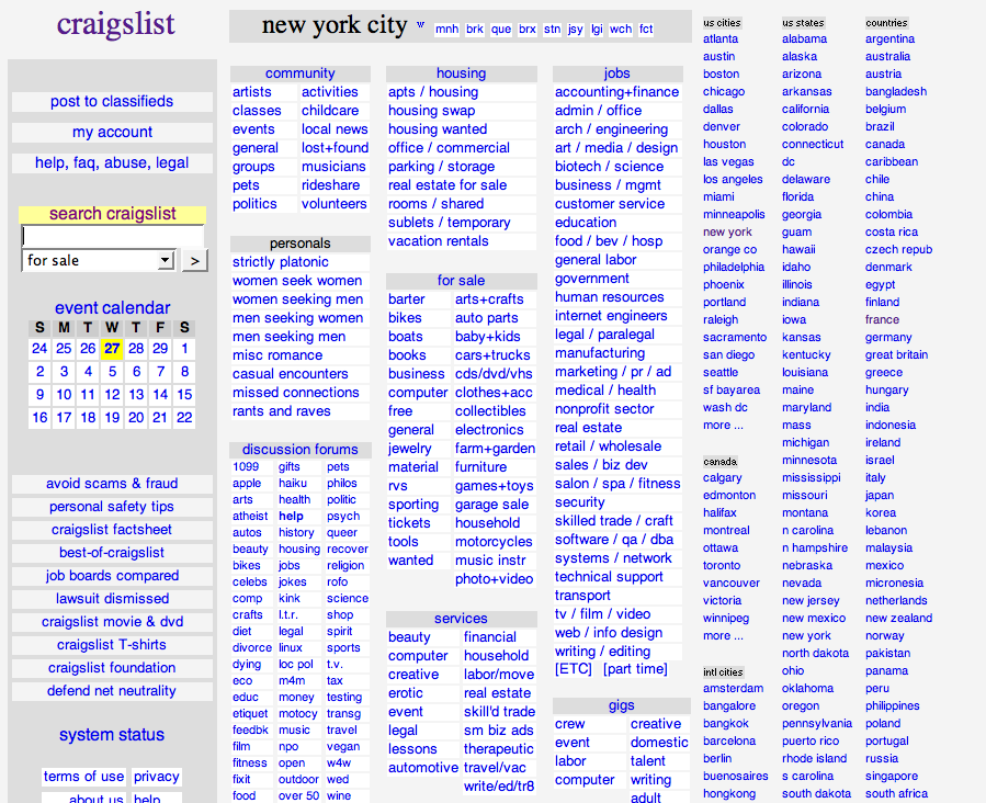 Kijiji Talks Smack About Craigslist We Will Be No 1 In The U S