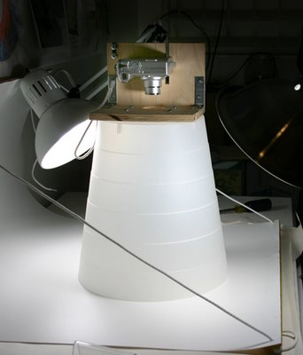 Ikea trash-can light tent & Ikea trash-can light tent | TechCrunch