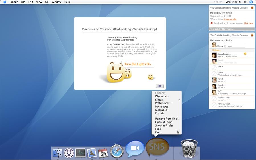 Userplane rebuilds desktop product in air techcrunch crunchbase information malvernweather Images