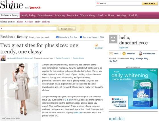 Yahoo Shines A Light On Women 25 To 54   TechCrunch