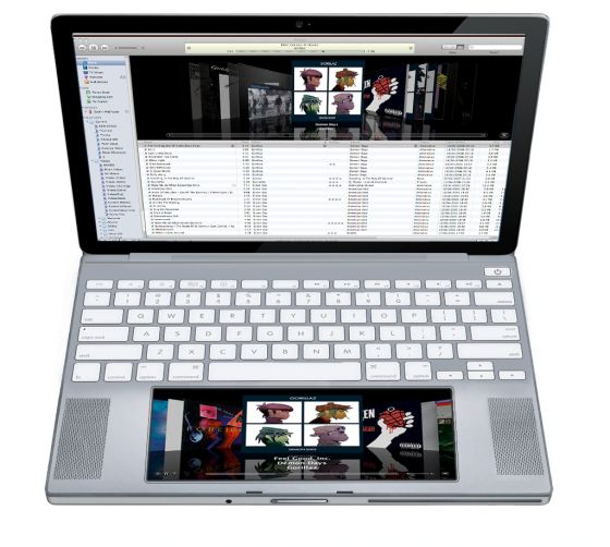 MacBookProTouch