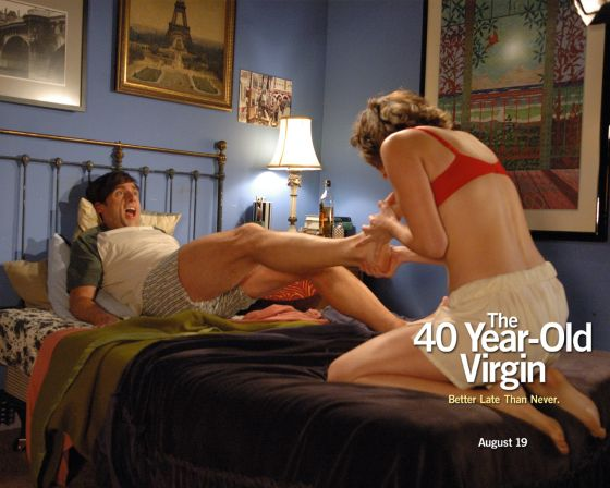 2005 the 40 year old virgin wallpaper 002