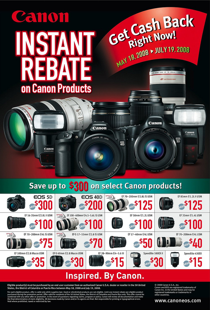 Latest from Canon