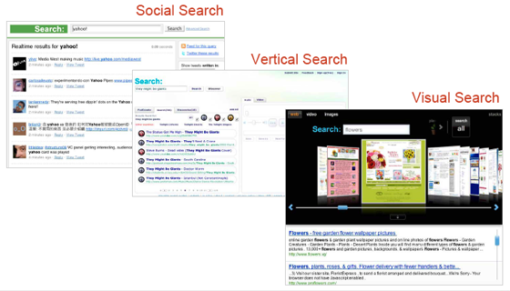 Yahoo Radically Opens Web Search With