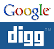 Google vs. Digg