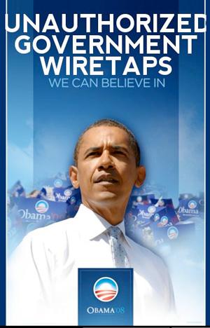 Wiretaps, mmm.