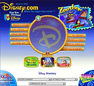 Disney planning new mobile offerings | TechCrunch
