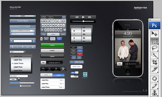 Download Make Perfect iPhone Mockups (We Can't Help With The Actual ... Free Mockups
