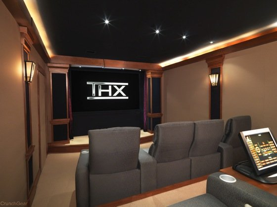 Exceptionnel This Is First Residential Home Theater ...