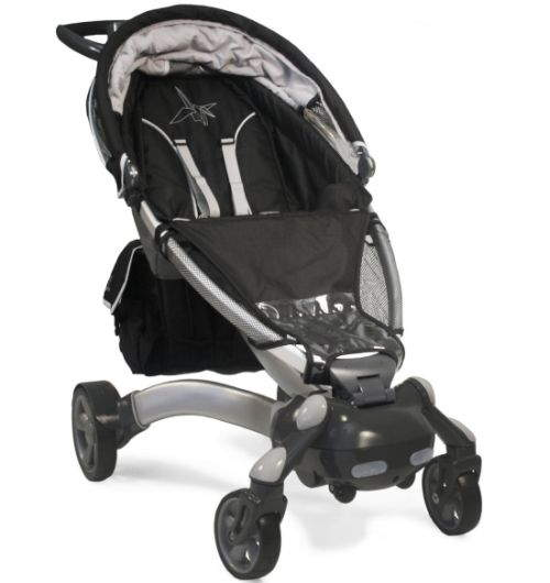 4moms Origami Stroller Review - Recommended Stroller | 530x500