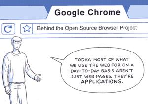 No Joke: Google Introduces The Chrome Browser With A Cartoon
