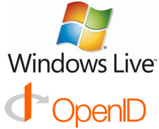 opeind windows live