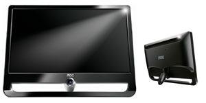 Inexpensive 19-inch LCD actually looks pretty dapper | TechCrunch