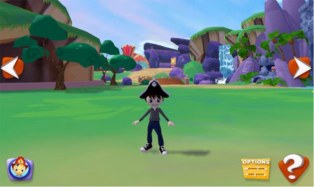jumpstart s virtual world teaches kids while they re busy having fun