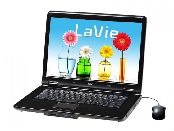LL750: NEC Japan rolls out another LaVie notebook | TechCrunch