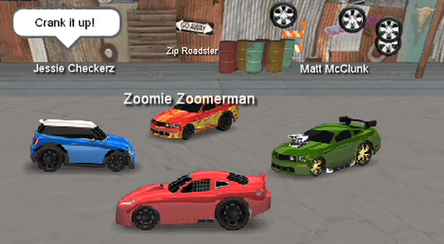 Ridemakerz Builds A Virtual World For Boys Filled With Its
