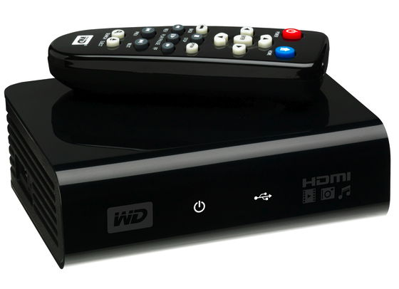 Review: Western Digital WD TV HD Media Player | TechCrunch