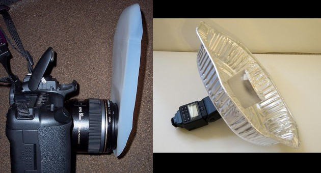 There Are A Lot Of Good Ideas At This Collection Of DIY Lighting Solutions  For Those Of Us Who Canu0027t Actually Afford A Nice Ring Flash Or Light Tent.