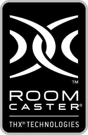 THX Roomcaster Logo  54431E