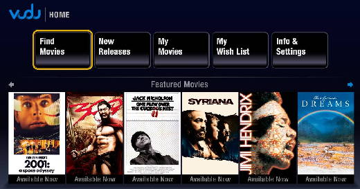 vudu_home_screen