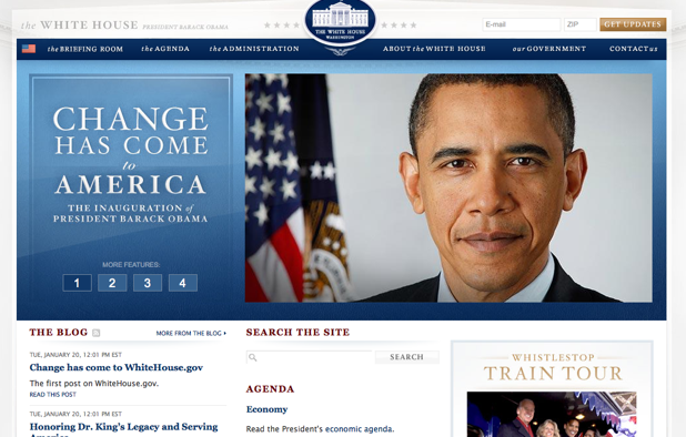 Obama Blog
