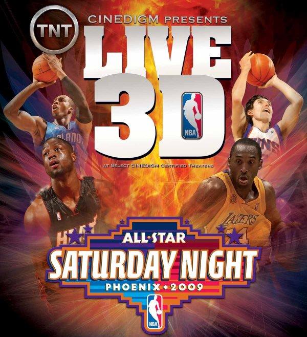 NBA in 3D