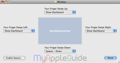 four-finger-gestures