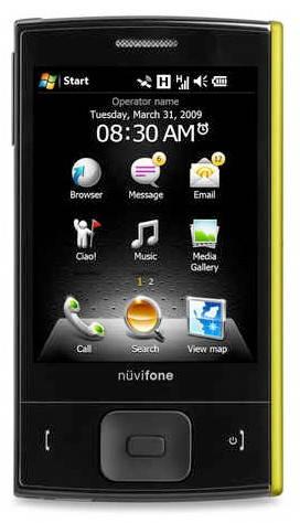 nuvifone-m20