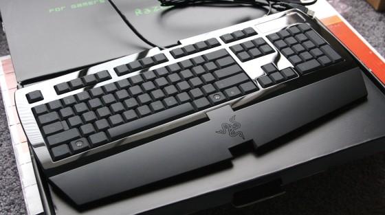 Review: Razer Lycosa gaming keyboard | TechCrunch
