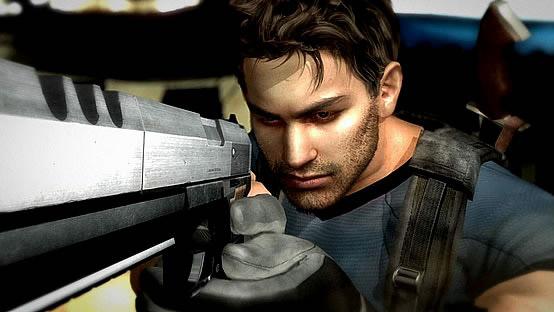 Video Spoilers Chris Vs Boulder From Resident Evil 5 Is