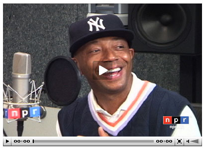 Russell Simmons at NPR