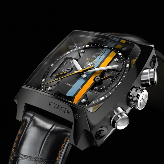 d3dae1f5360 Tag Heuer launches concept Monaco at Basel this year