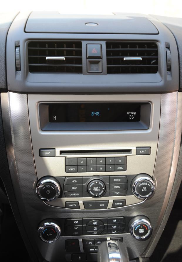 Test Drive: 2010 Ford Fusion Hybrid | TechCrunch