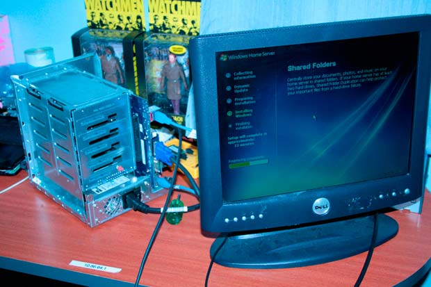 DIY: Convert a NAS into a Windows Home Server