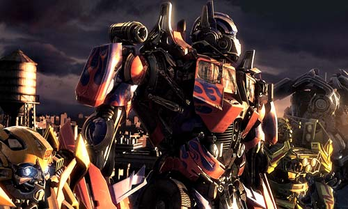 New Transformers 2 footage looks amazing | TechCrunch