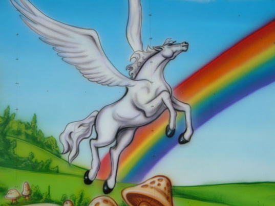 unicorn-rainbow