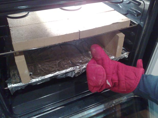 Diy Brick Pizza Oven For Under 50 Techcrunch