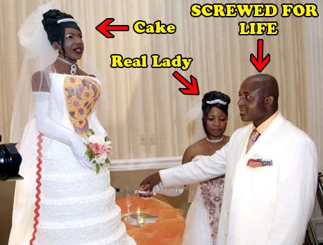 lady-cake-wedding