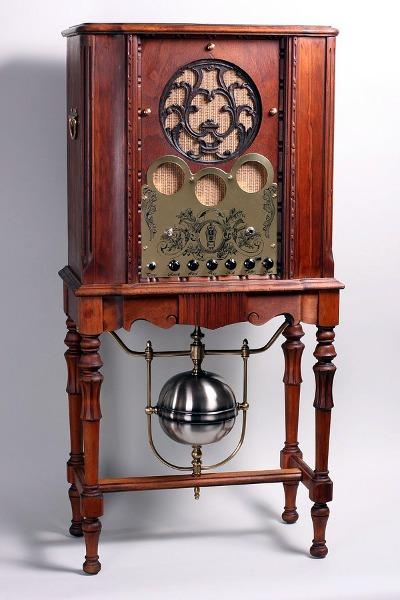 steampunk amp